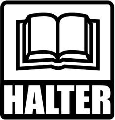 T-Shirt Motiv Buchhalter Buch mit Wort Halter